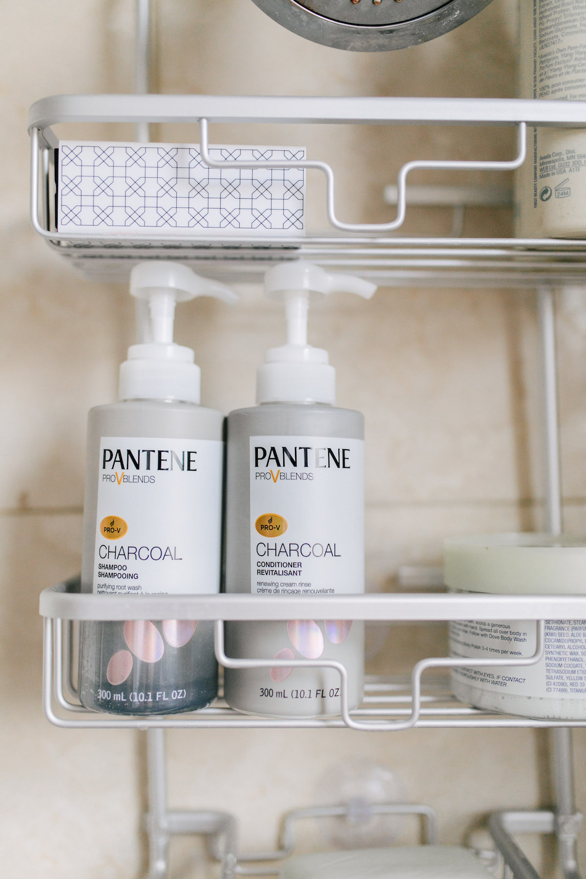 Pantene Charcoal Collection Shampoo and Conditioner