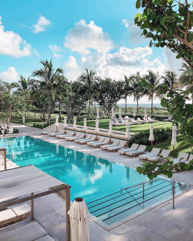 Four Seasons Surfside Hotel Miami