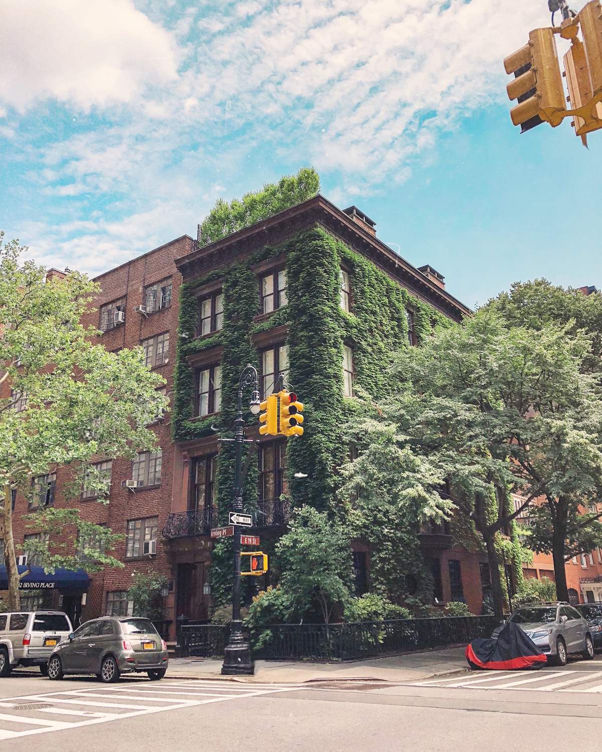 Gramercy Park Townhome