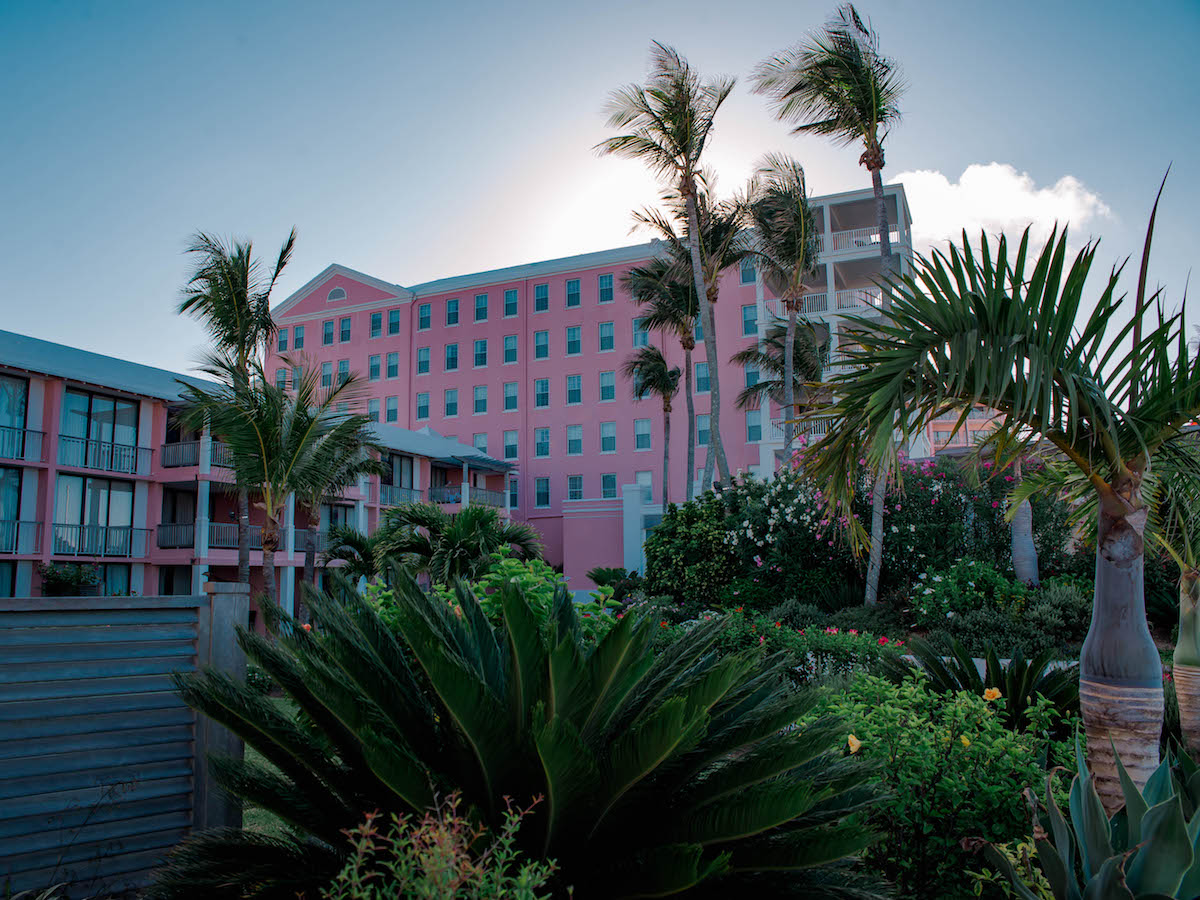 Hamilton Princess Bermuda Hotel Review