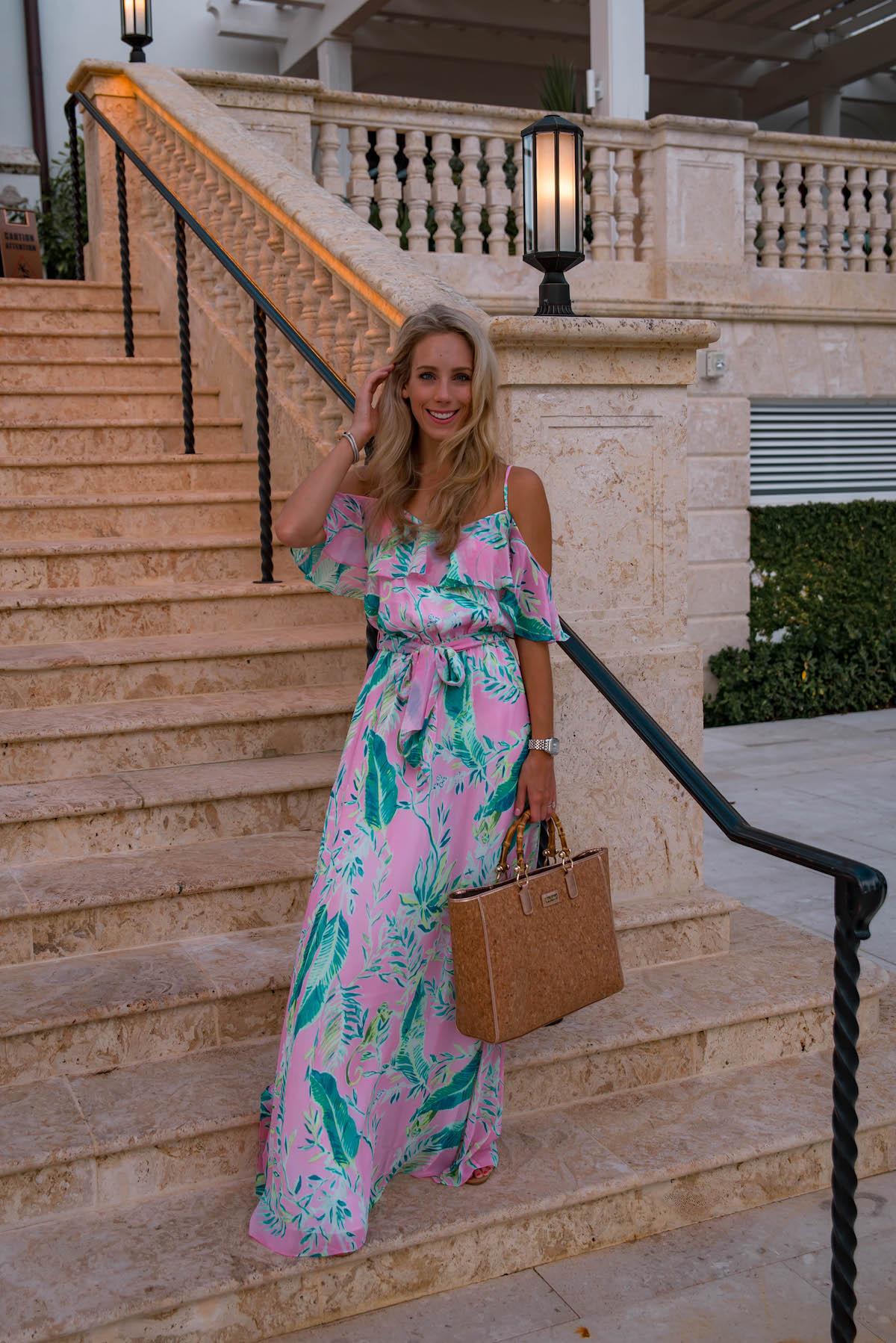 Lilly Pulitzer Zadie Maxi Dress