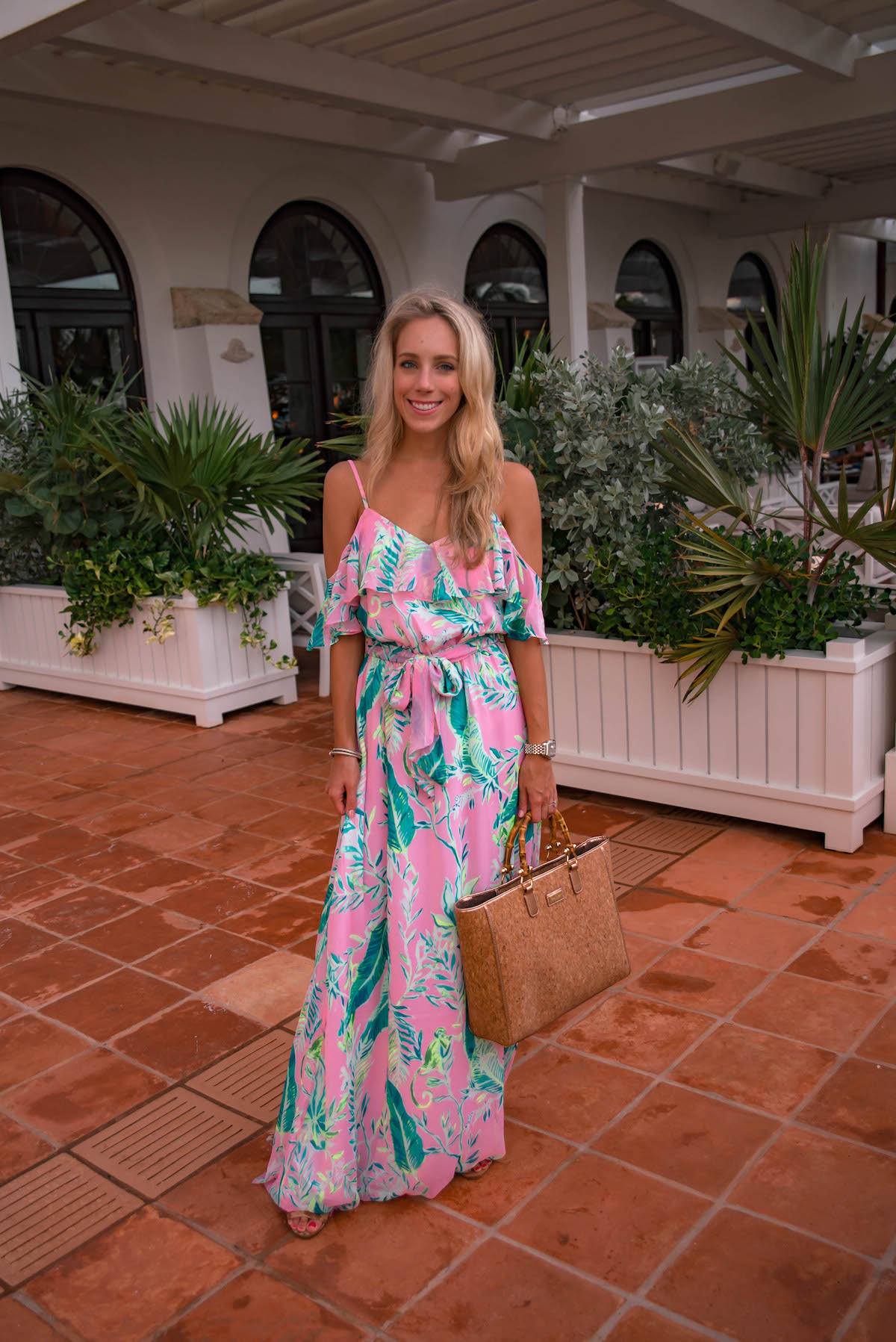 Lilly Pulitzer Zadie Maxi Dress