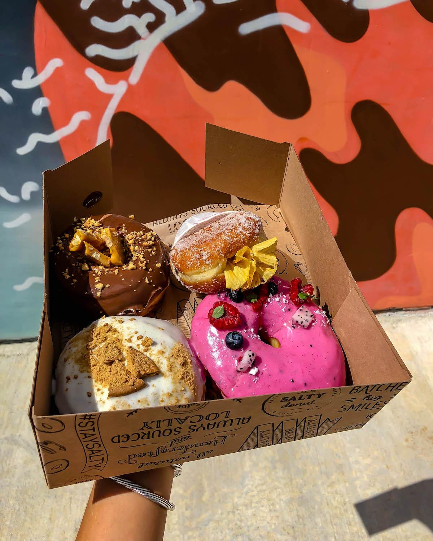 The Salty Donut Wynwood Miami