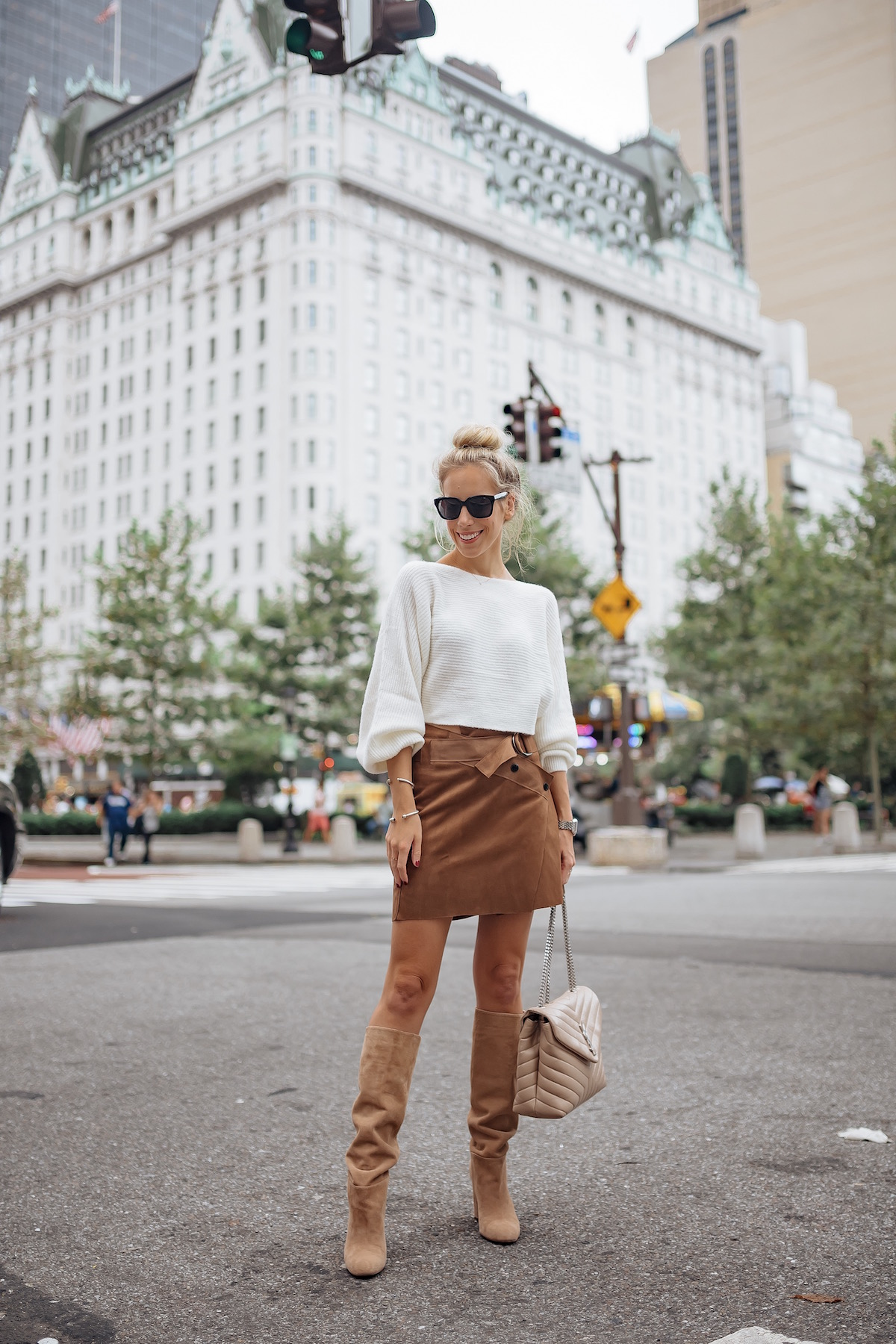 ASTR The Label Dionne Skirt