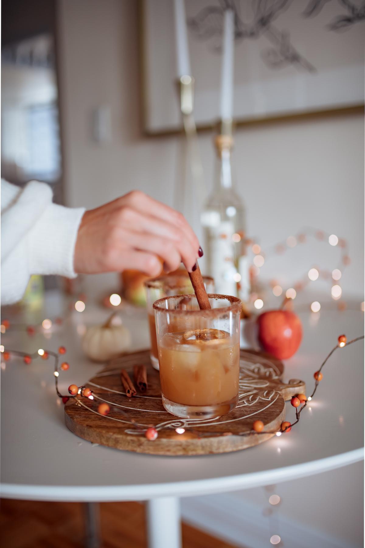 Apple Cider Margarita Recipe