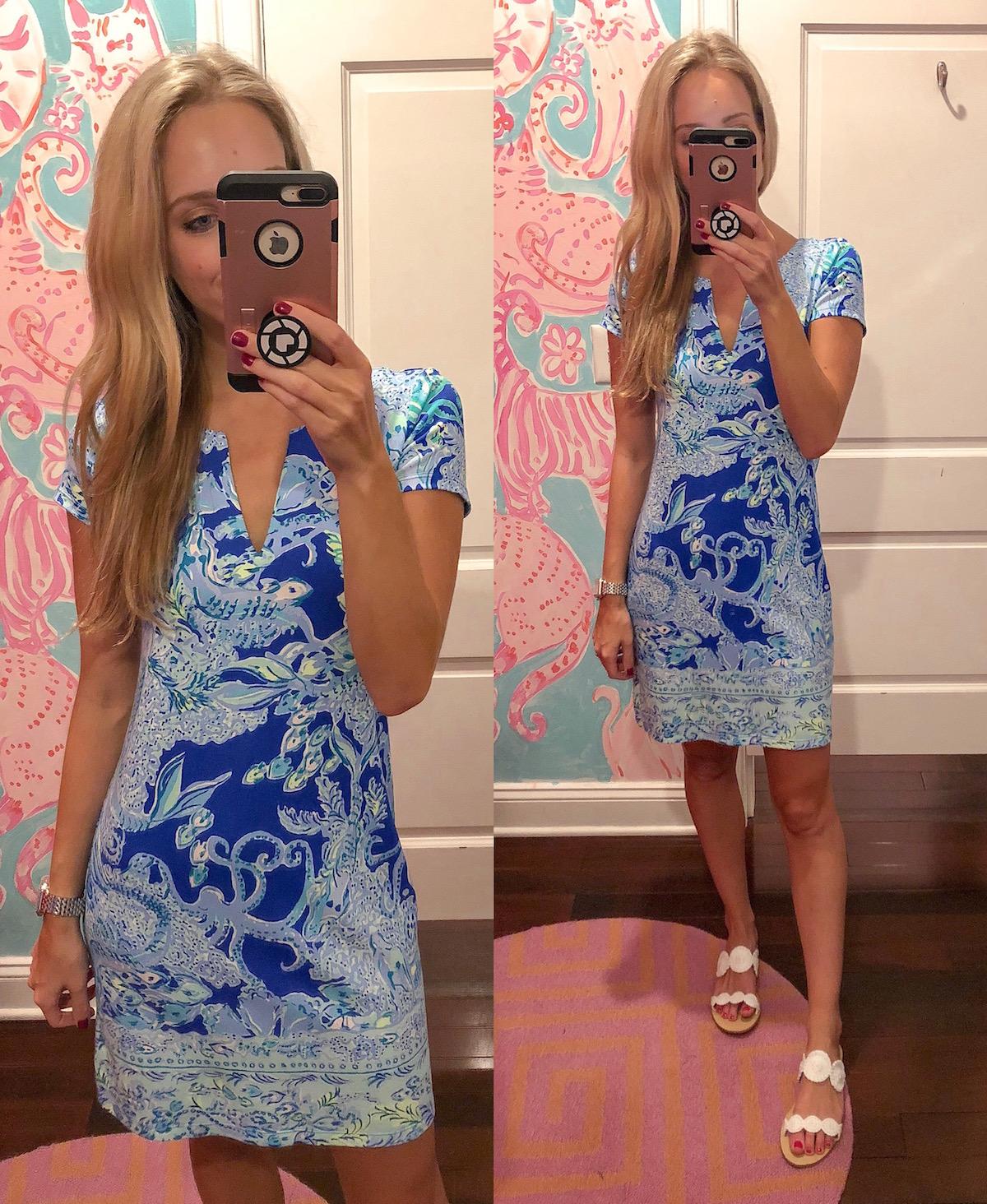 Lilly Pulitzer Sophiletta Dress