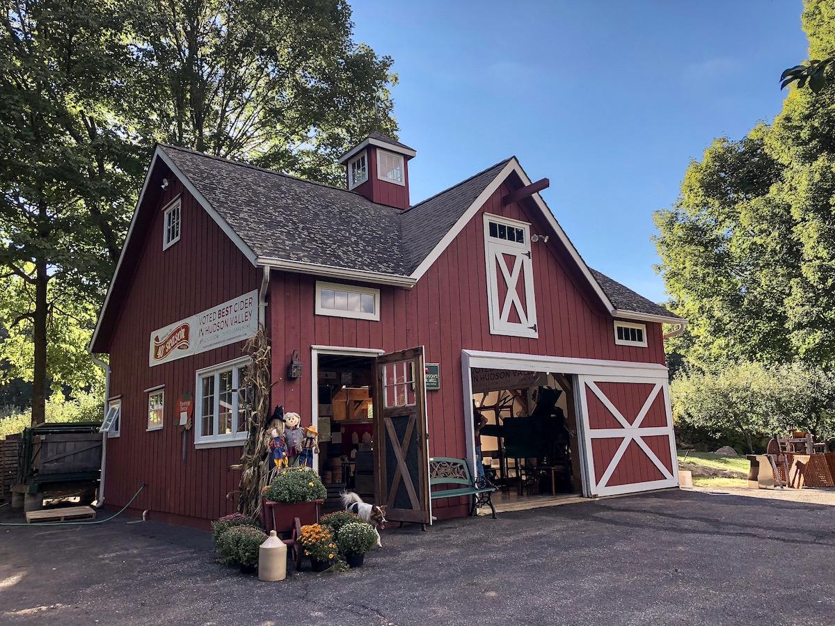 Thompson's Cider Mill