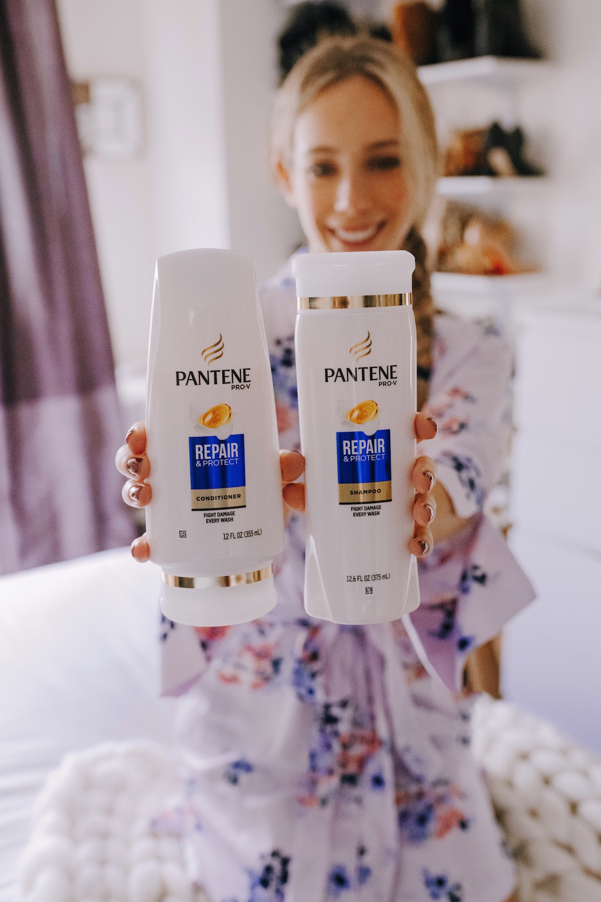 Pantene Repair & Protect Shampoo Conditioner Review