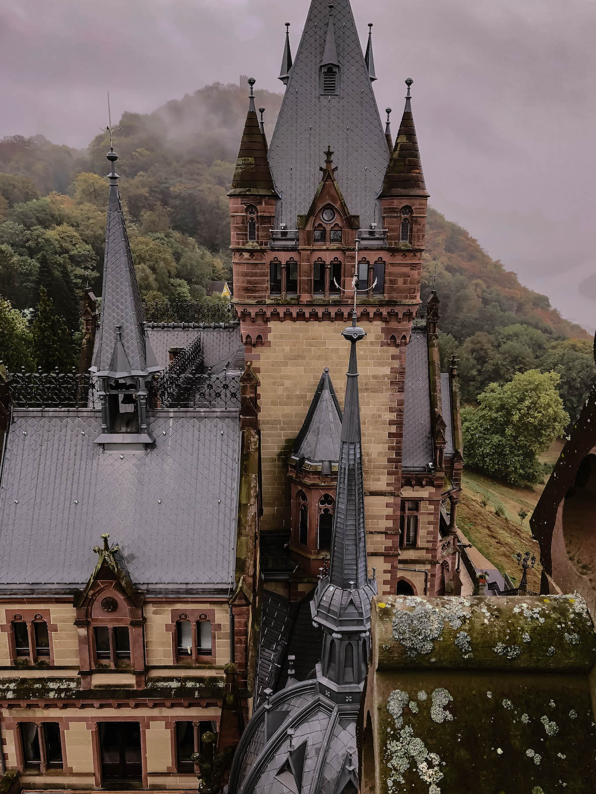 Drachenburg Castle Germany