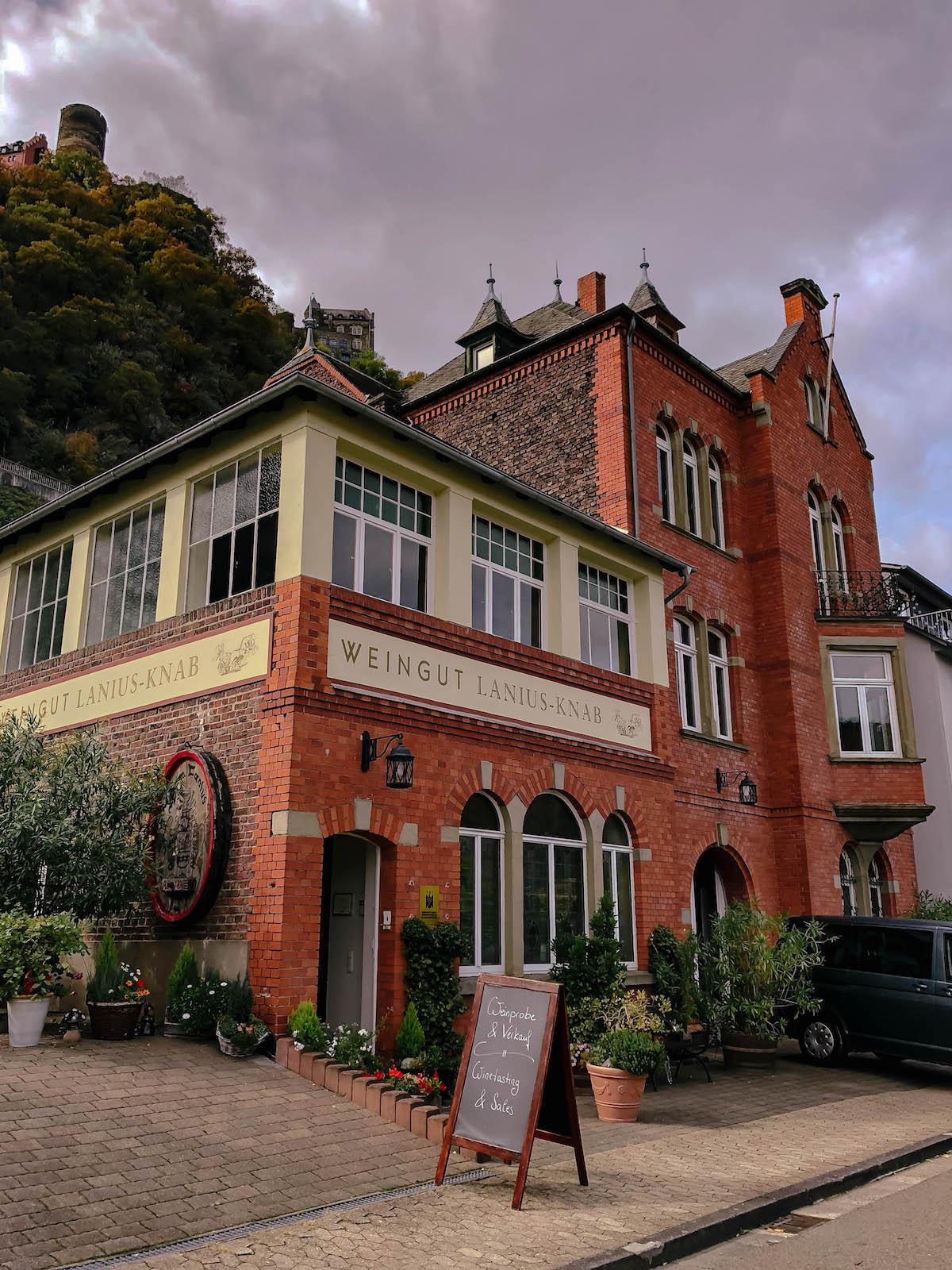 Lanius Knab Winery Germany