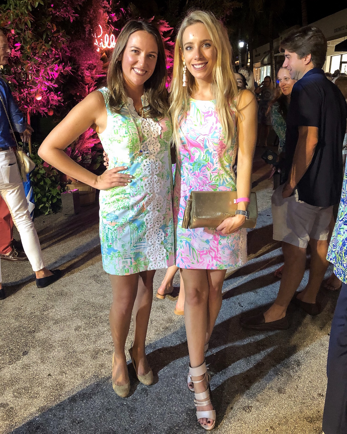 Lilly Pulitzer 60th Anniversary Party