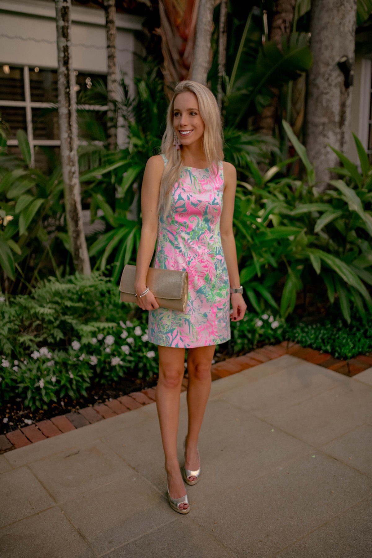 Lilly Pulitzer Custom Shift Dress