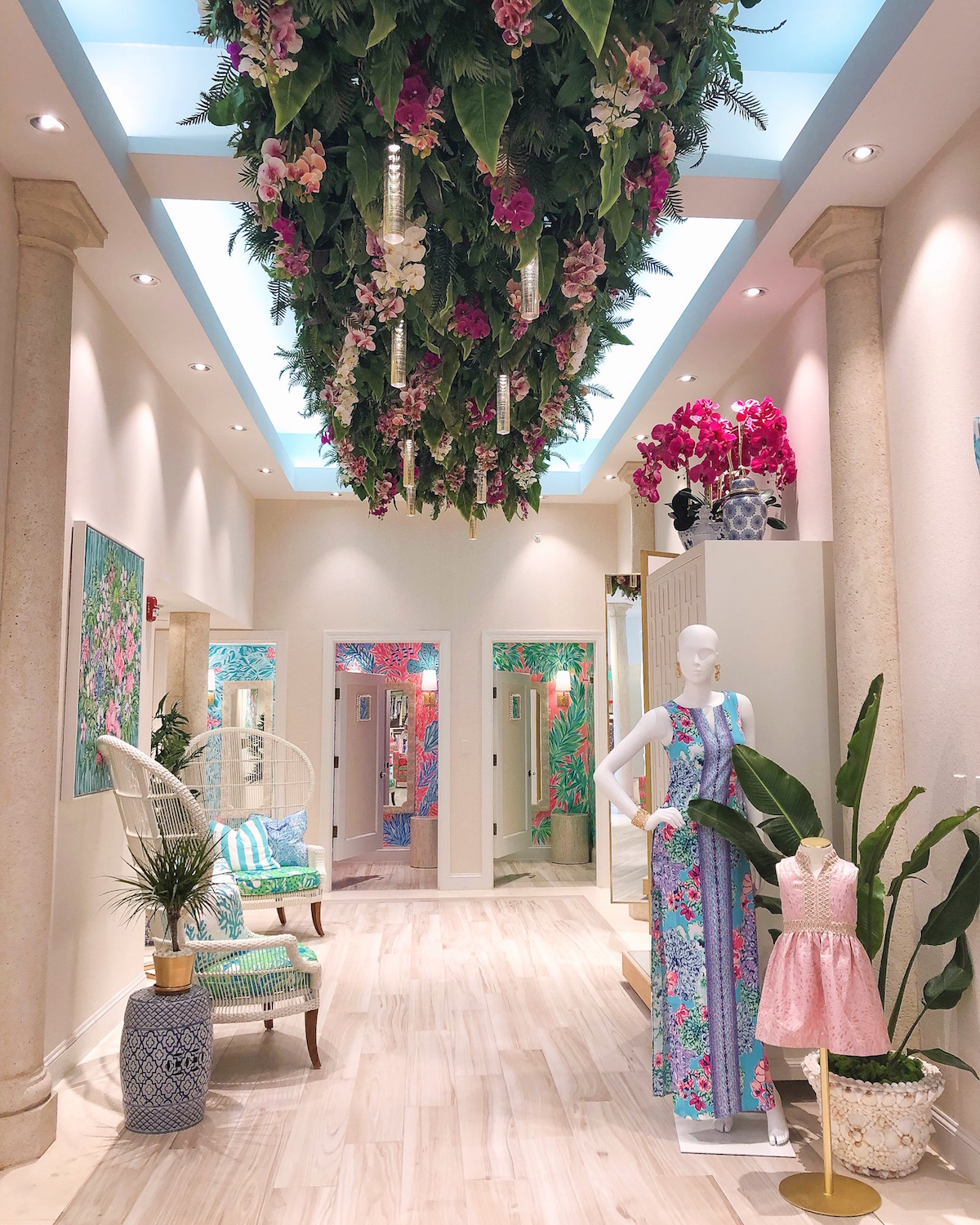 Lilly Pulitzer Worth Avenue Palm Beach Store