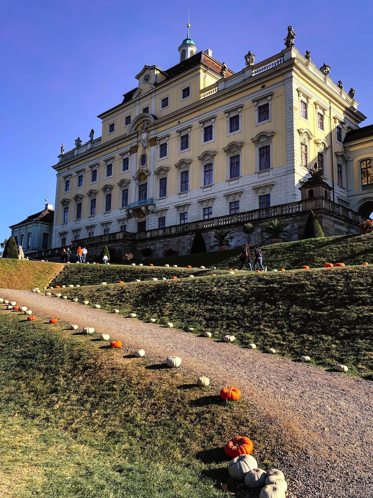 Ludwigsburg Pumpkin Festival Germany