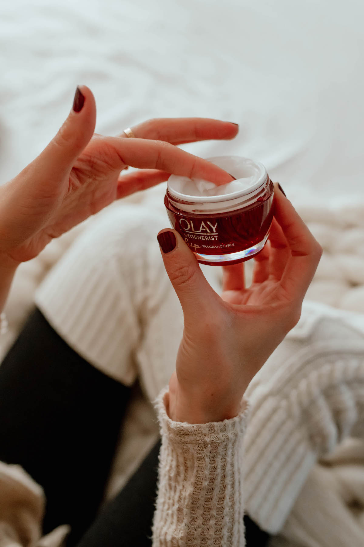 Olay Regenerist Whip fragrance-free
