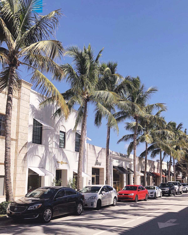 Palm Beach Florida Worth Avenue