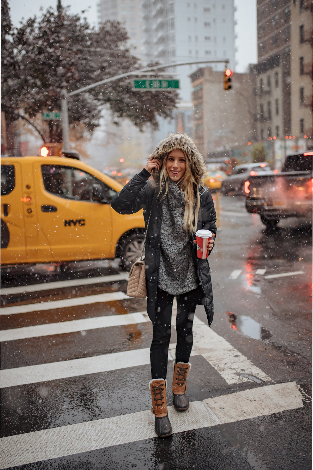 4f802aba7f1 What To Wear To New York City In Winter (  At The Holidays ...