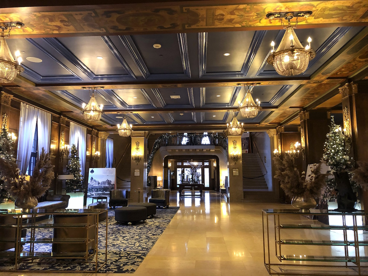 Fairmont Le Château Frontenac Hotel