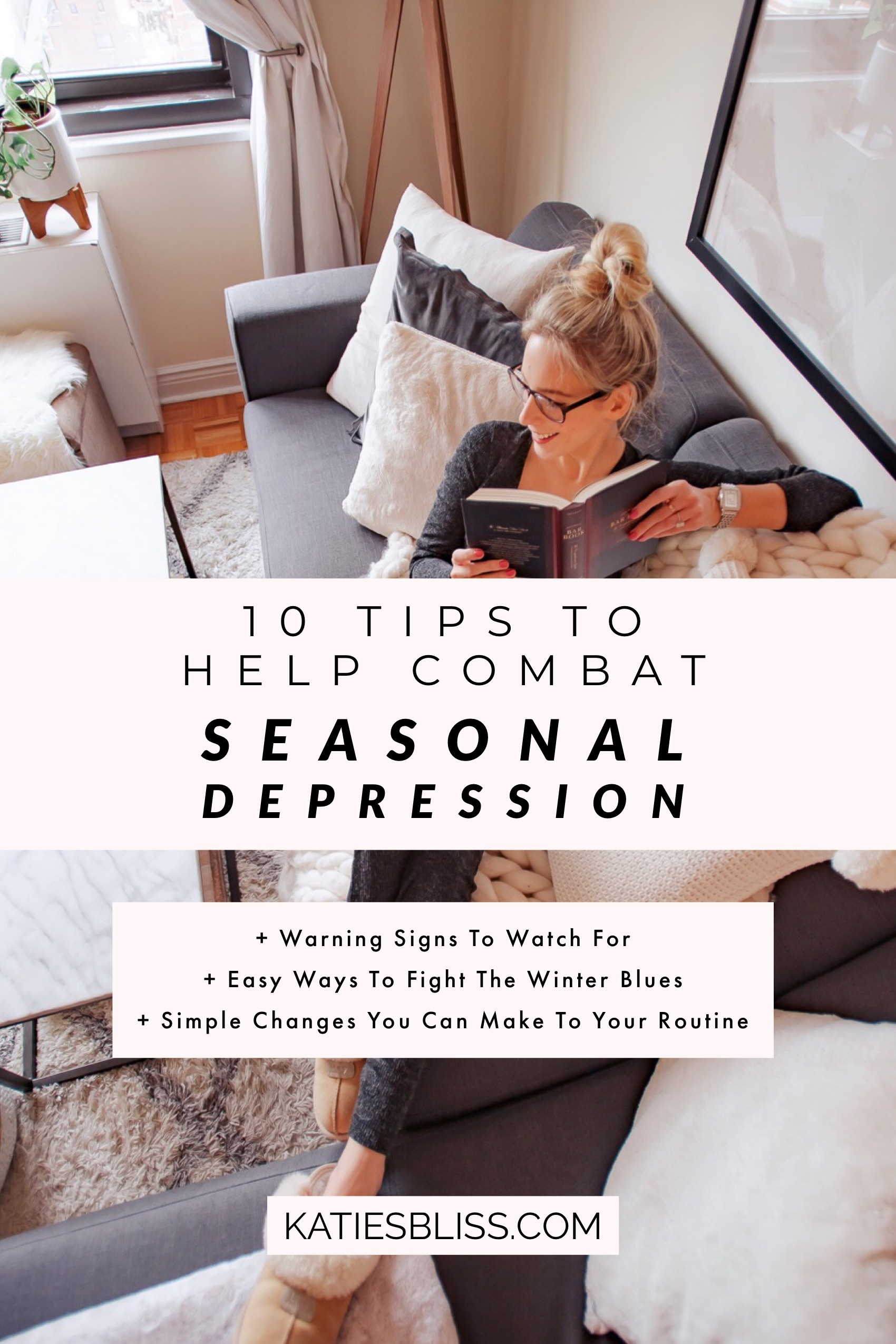 Tips For Fighting Seasonal Depression
