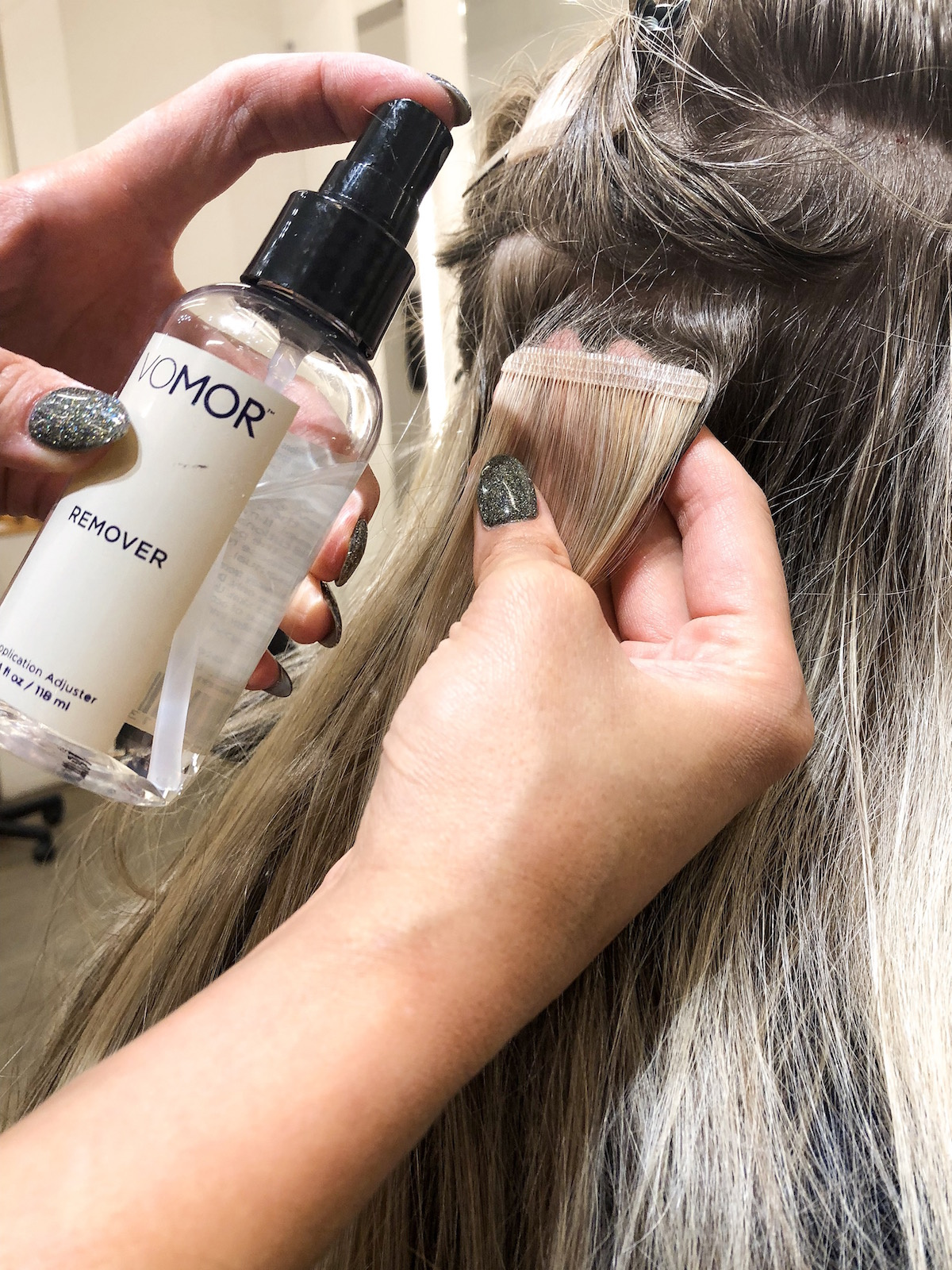 Vomor Tape-In Hair Extensions