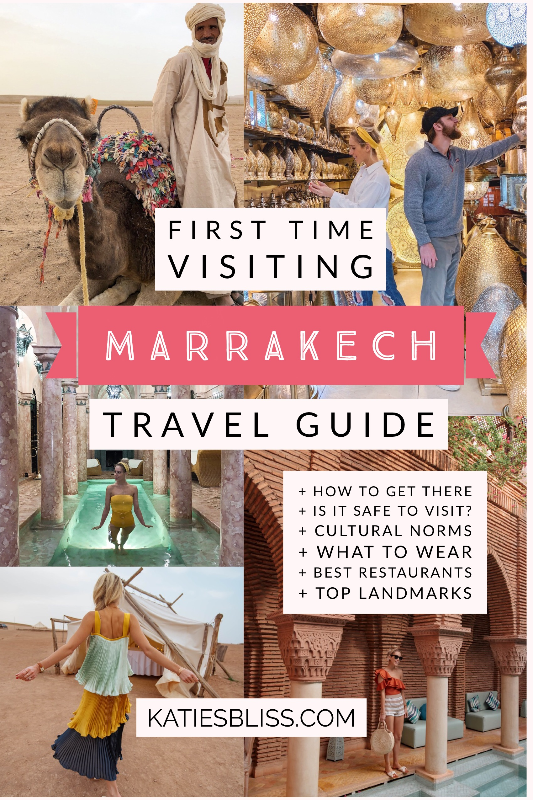 First Time Visiting Marrakech Morocco Travel Guide