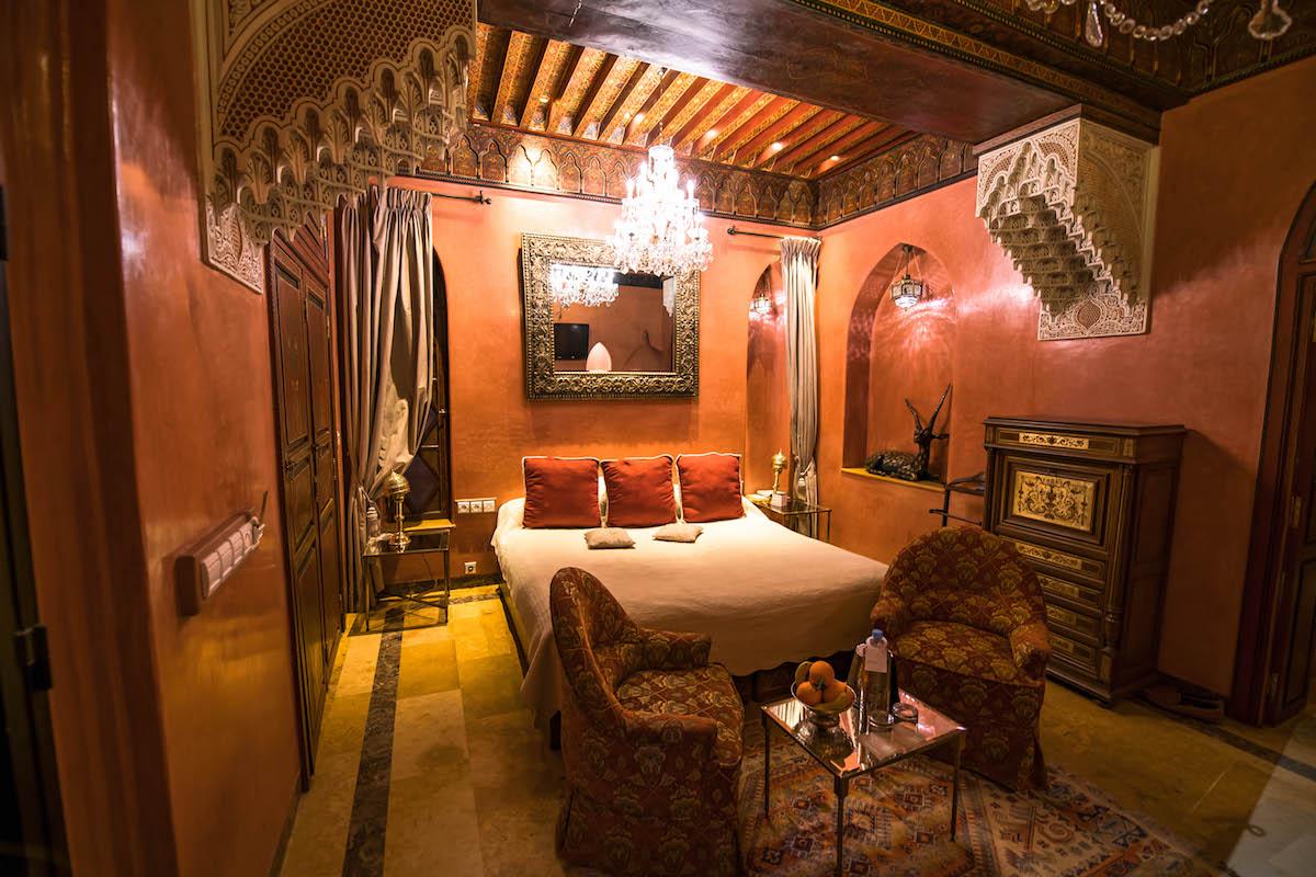 La Sultana Marrakech Guest Room