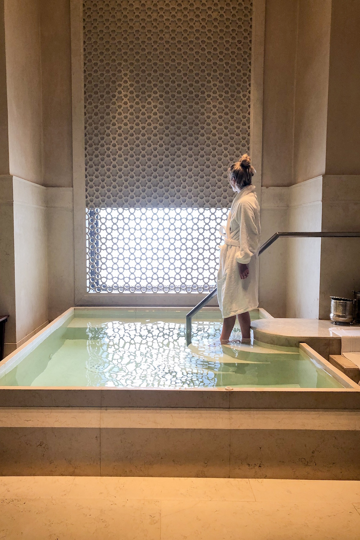 Royal Mansour Marrakech Spa