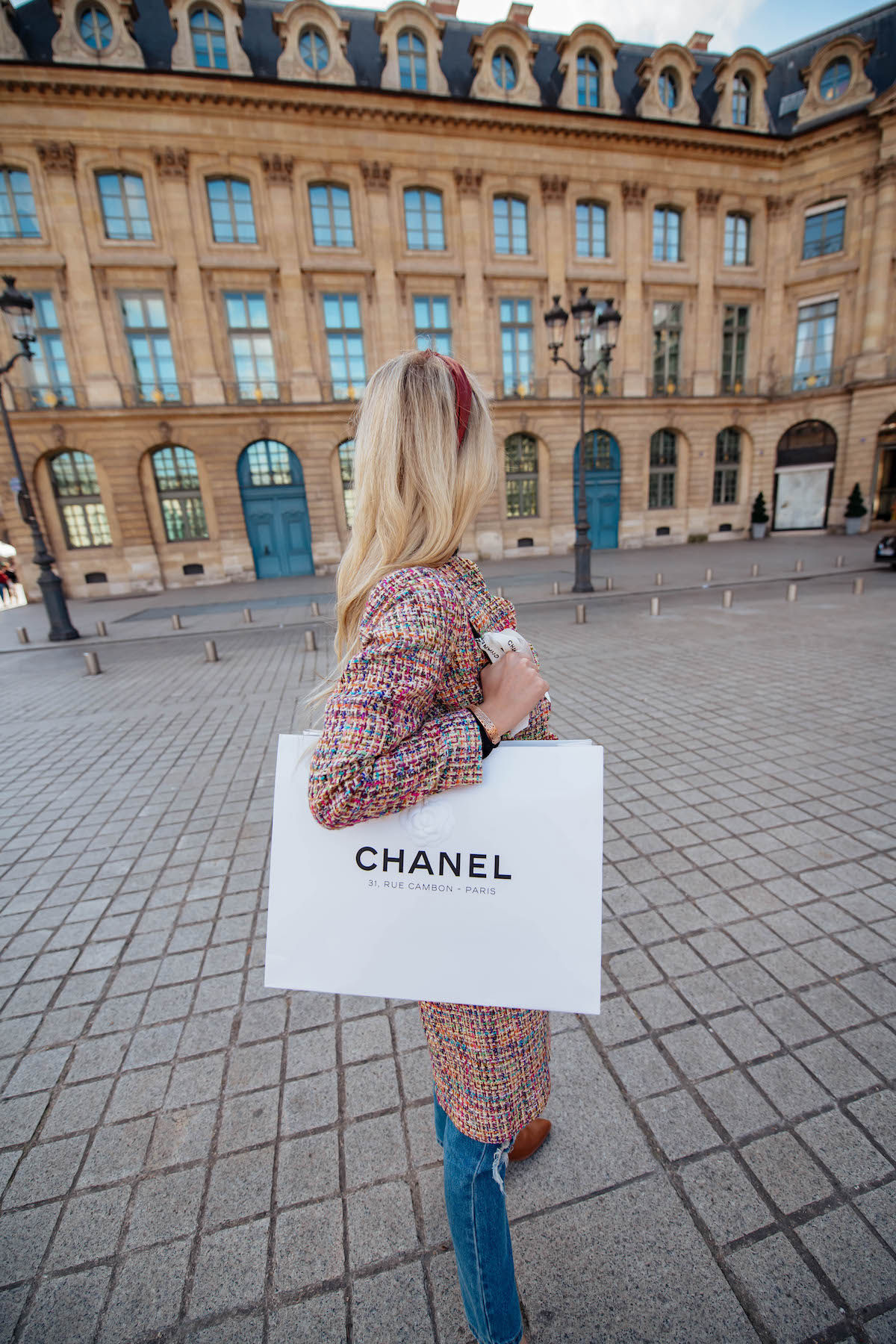 CHANEL Rue Cambon Paris