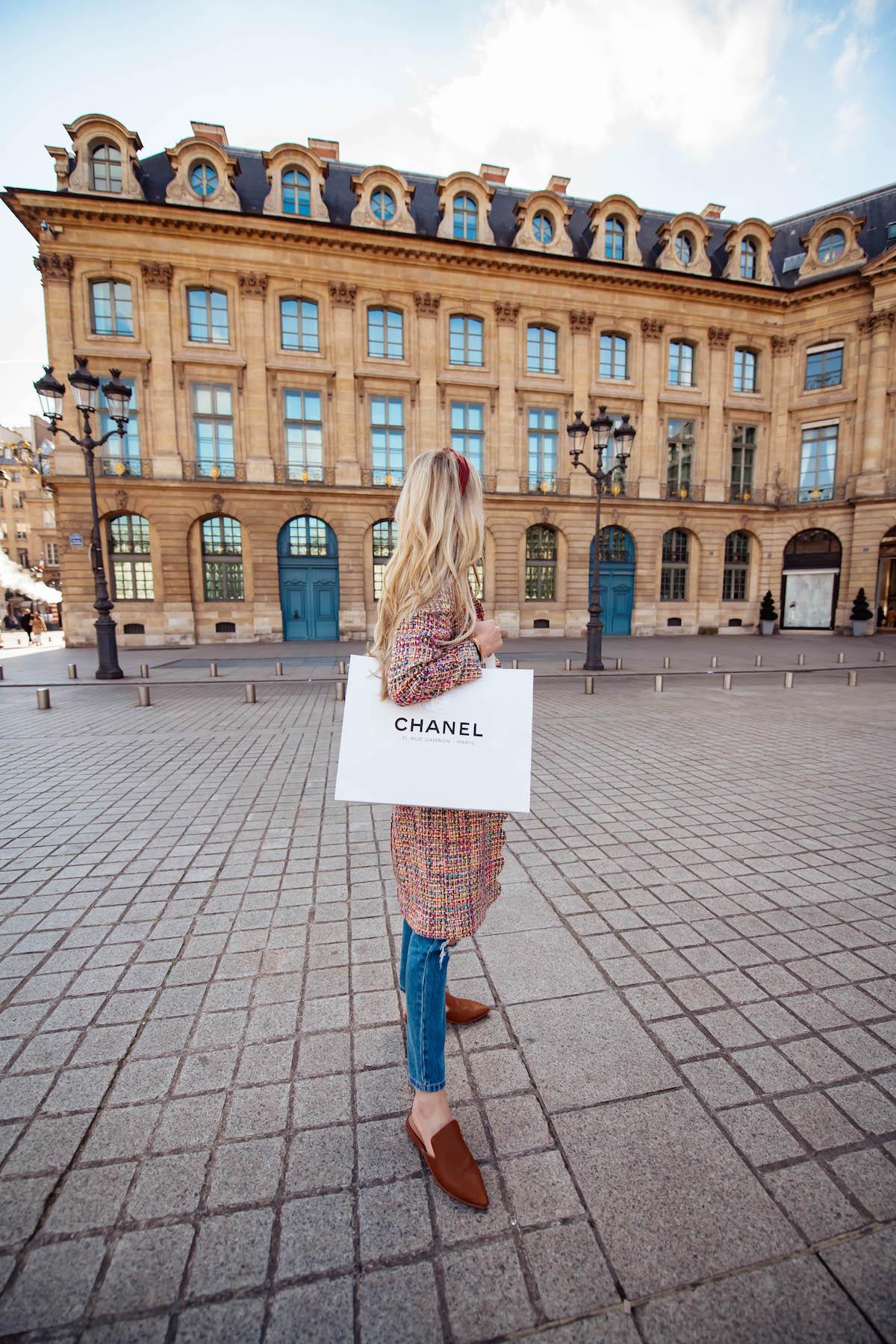 CHANEL Rue Cambon Paris