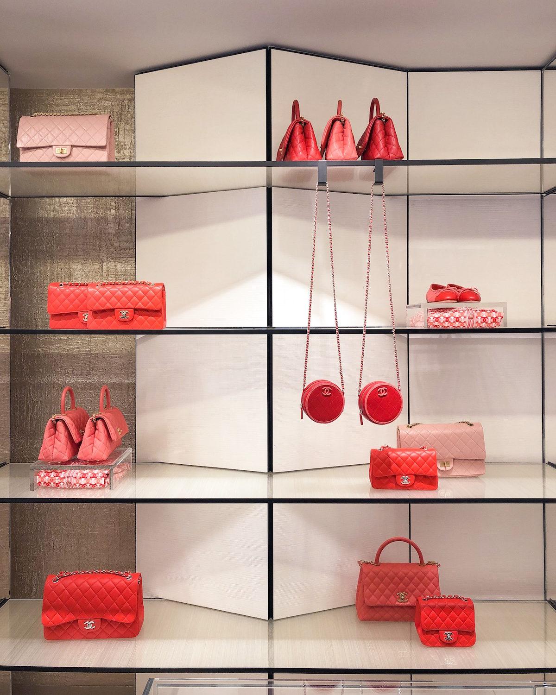 Chanel Store Paris