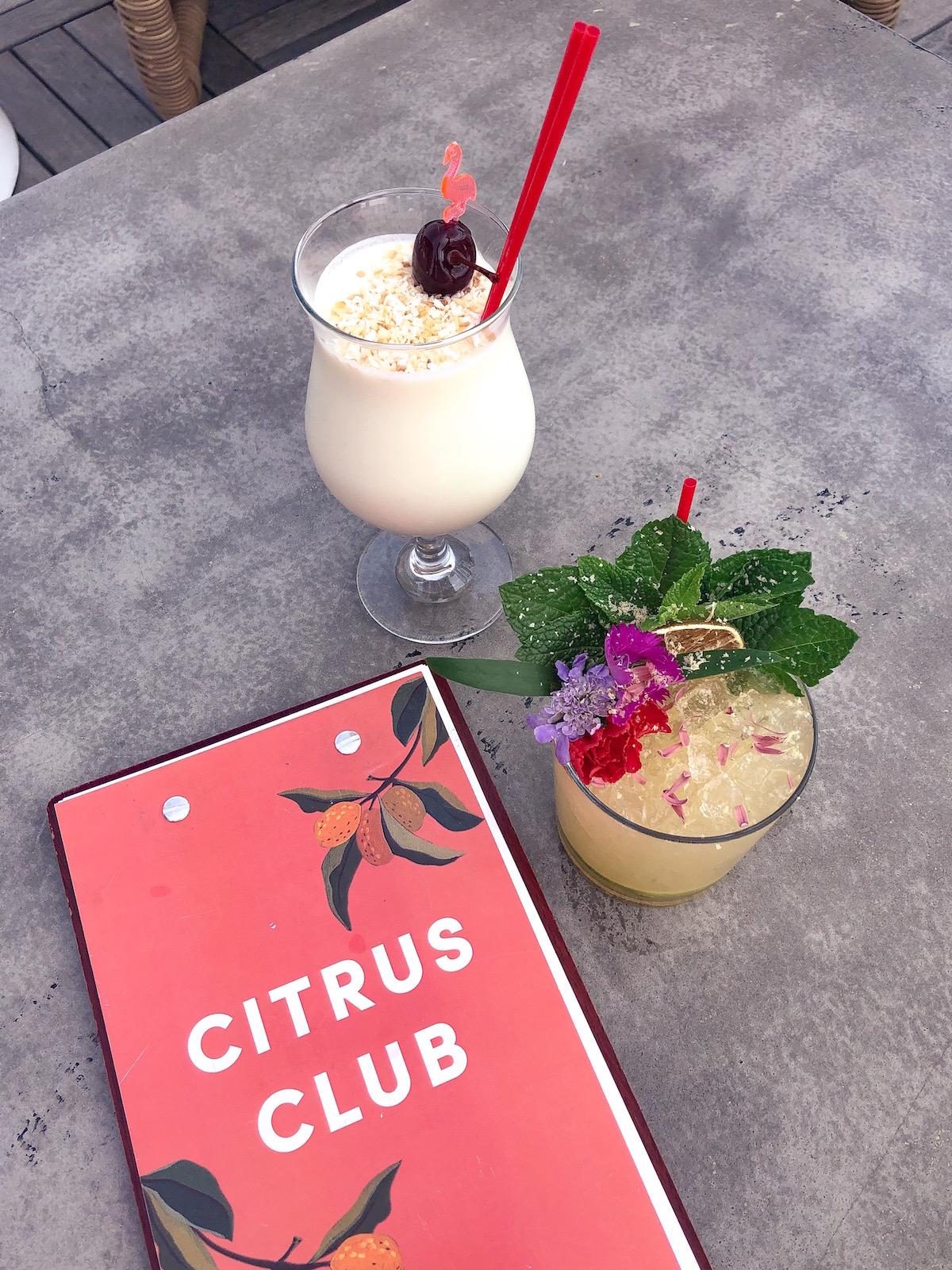 Citrus Club Charleston