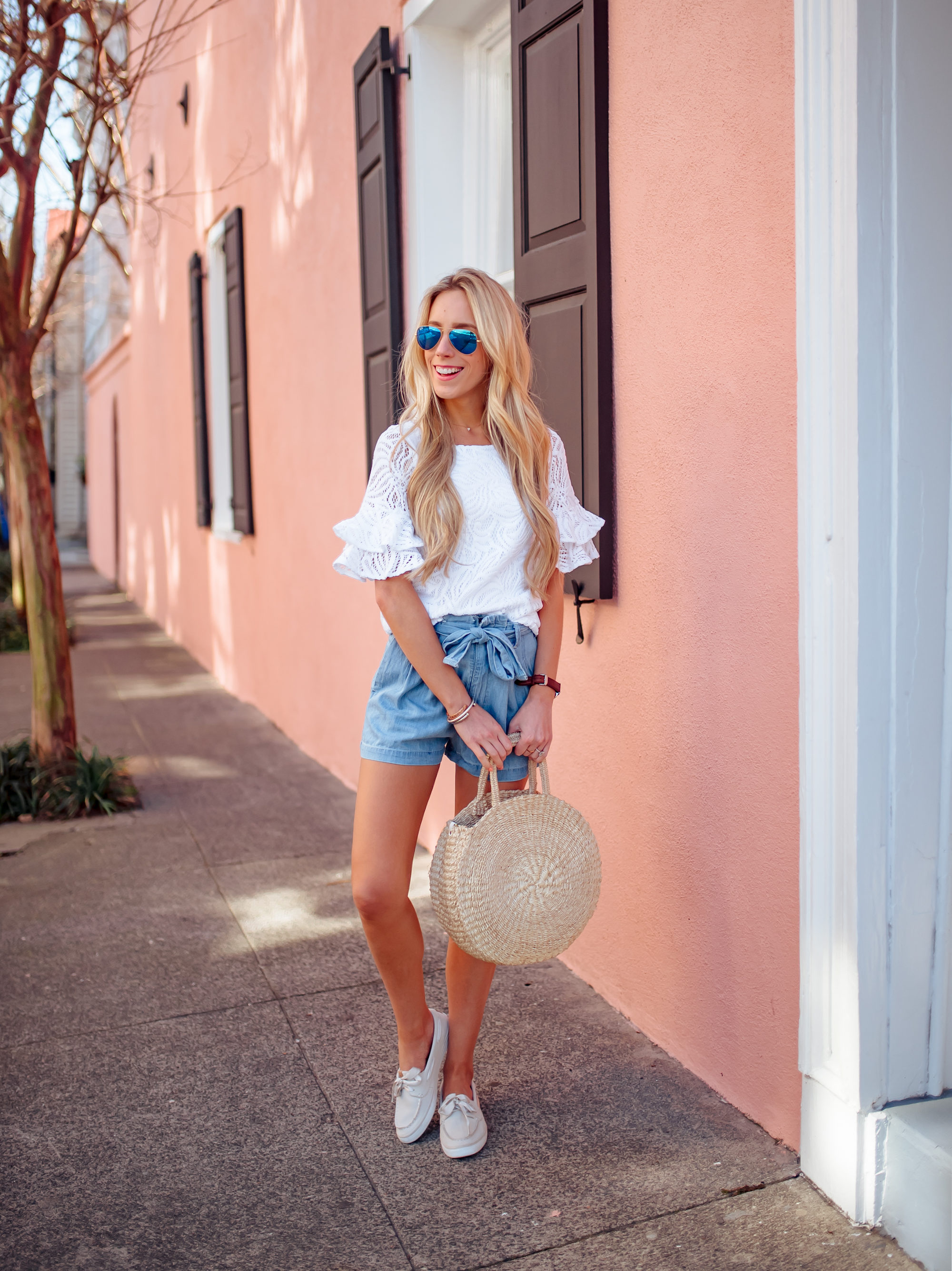 Lilly Pulitzer Lula Lace Top