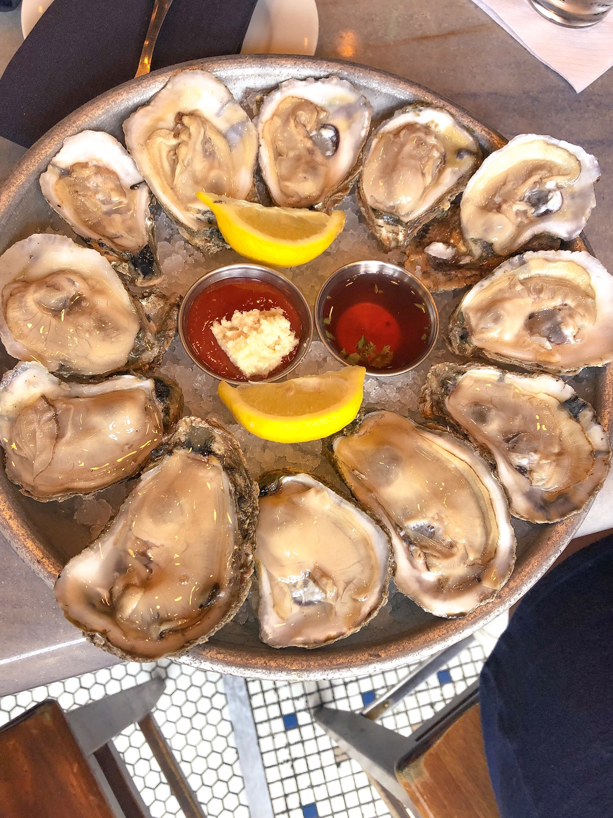 Pearlz Oyster Bar Charleston