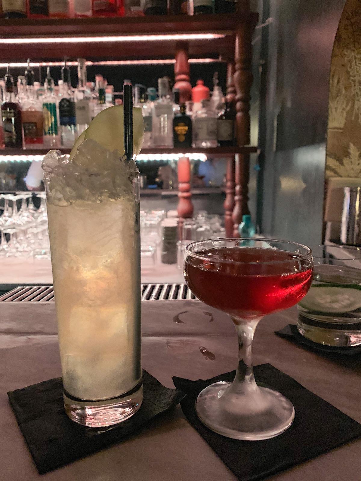 Prescription Cocktail Club Paris