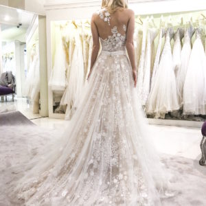 Riki Dalal Olivia Wedding Gown