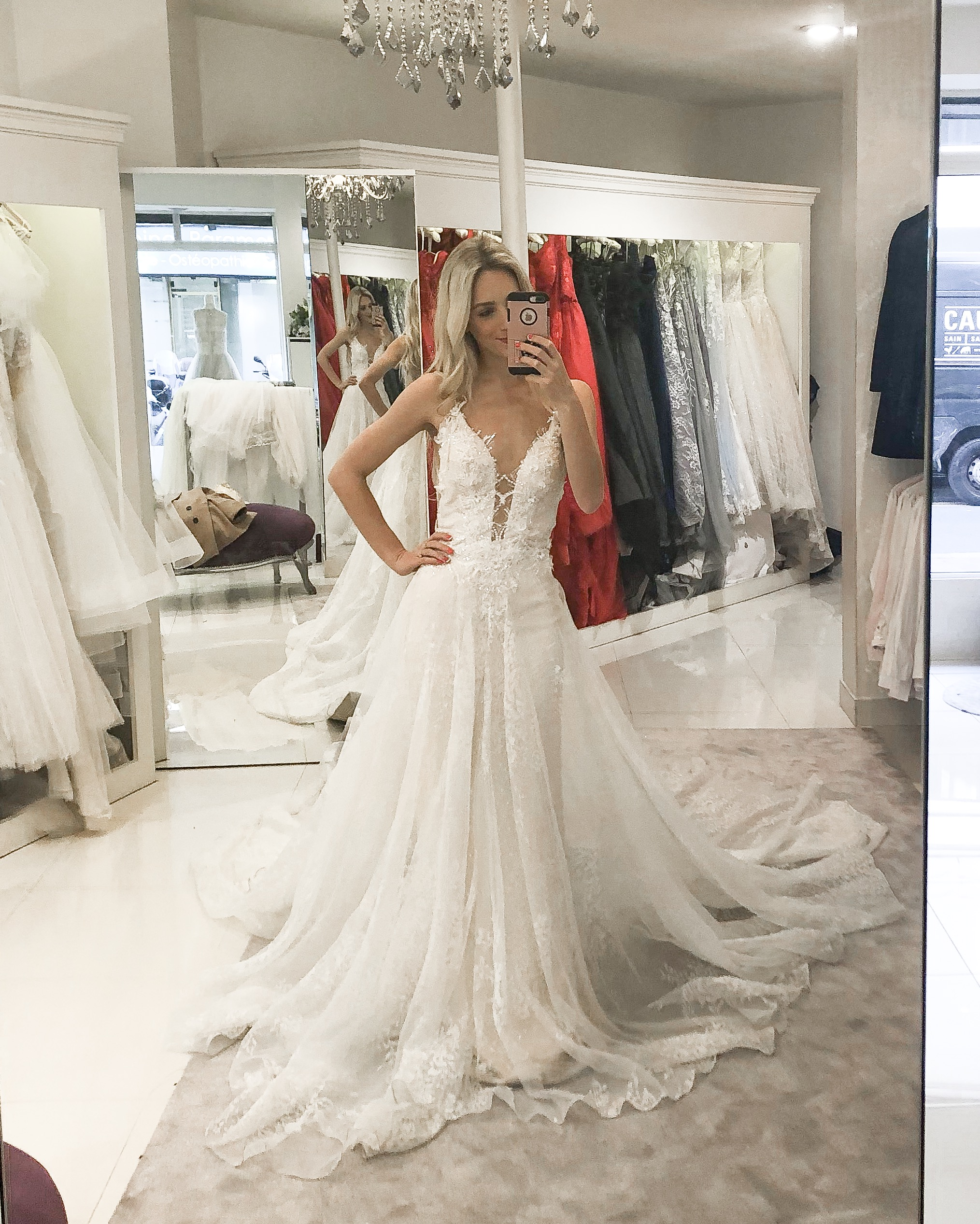 Riki Dalal Wedding Gown