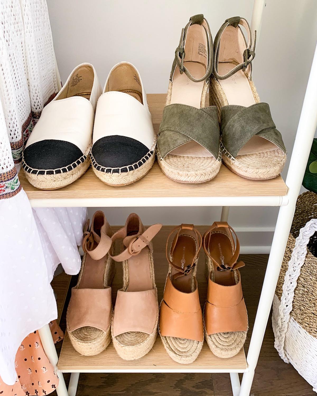 The Best Sandals & Espadrilles Under $100