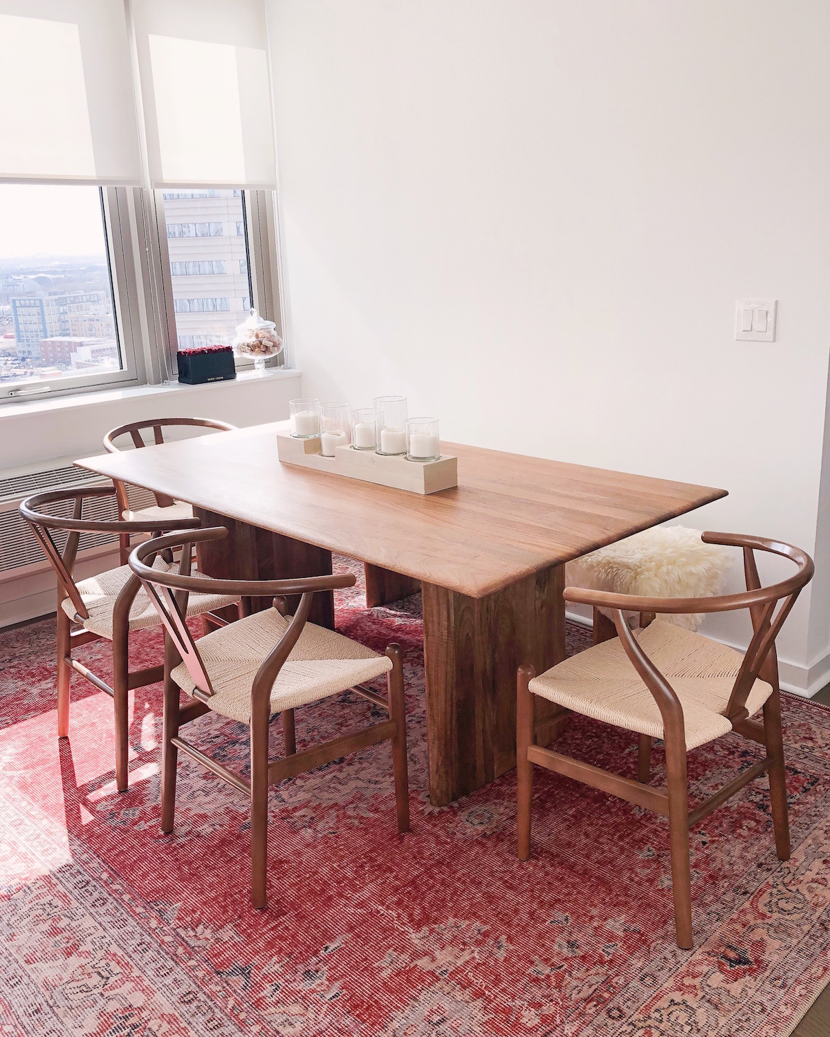 West Elm Anton Dining Table