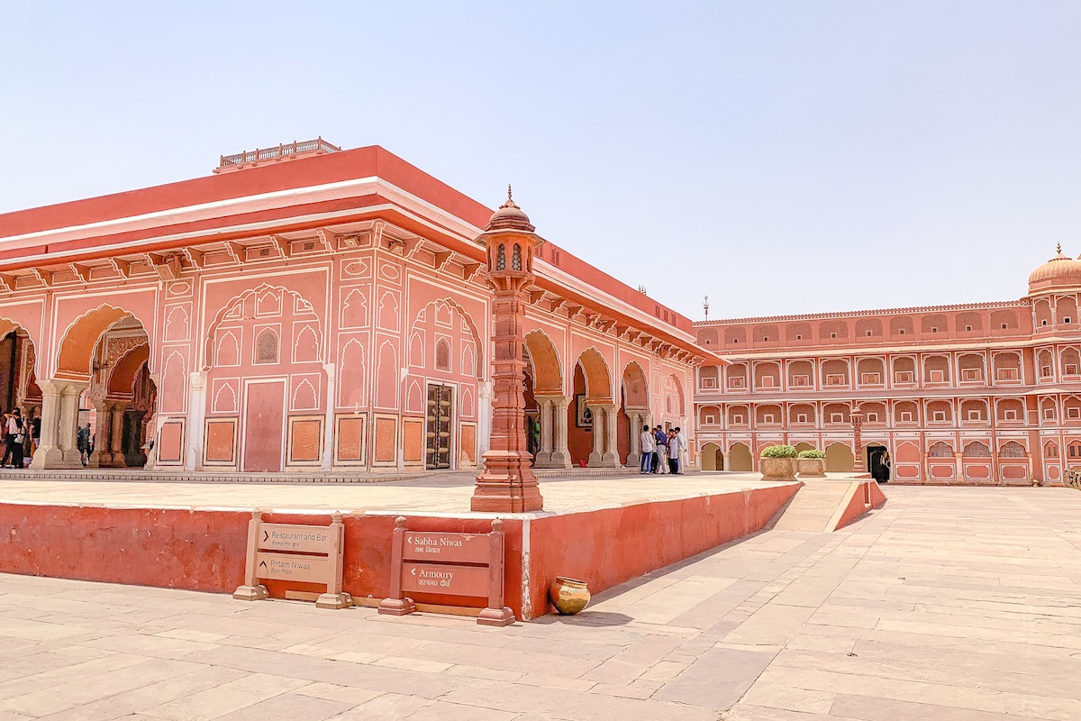 City Palace Jaipur India