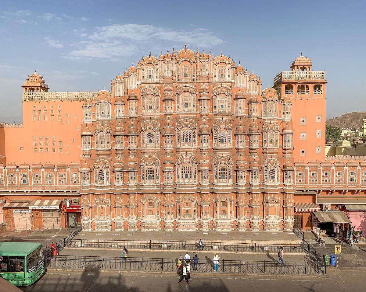 Hawa Mahal Jaipur IndiaHawa Mahal Jaipur