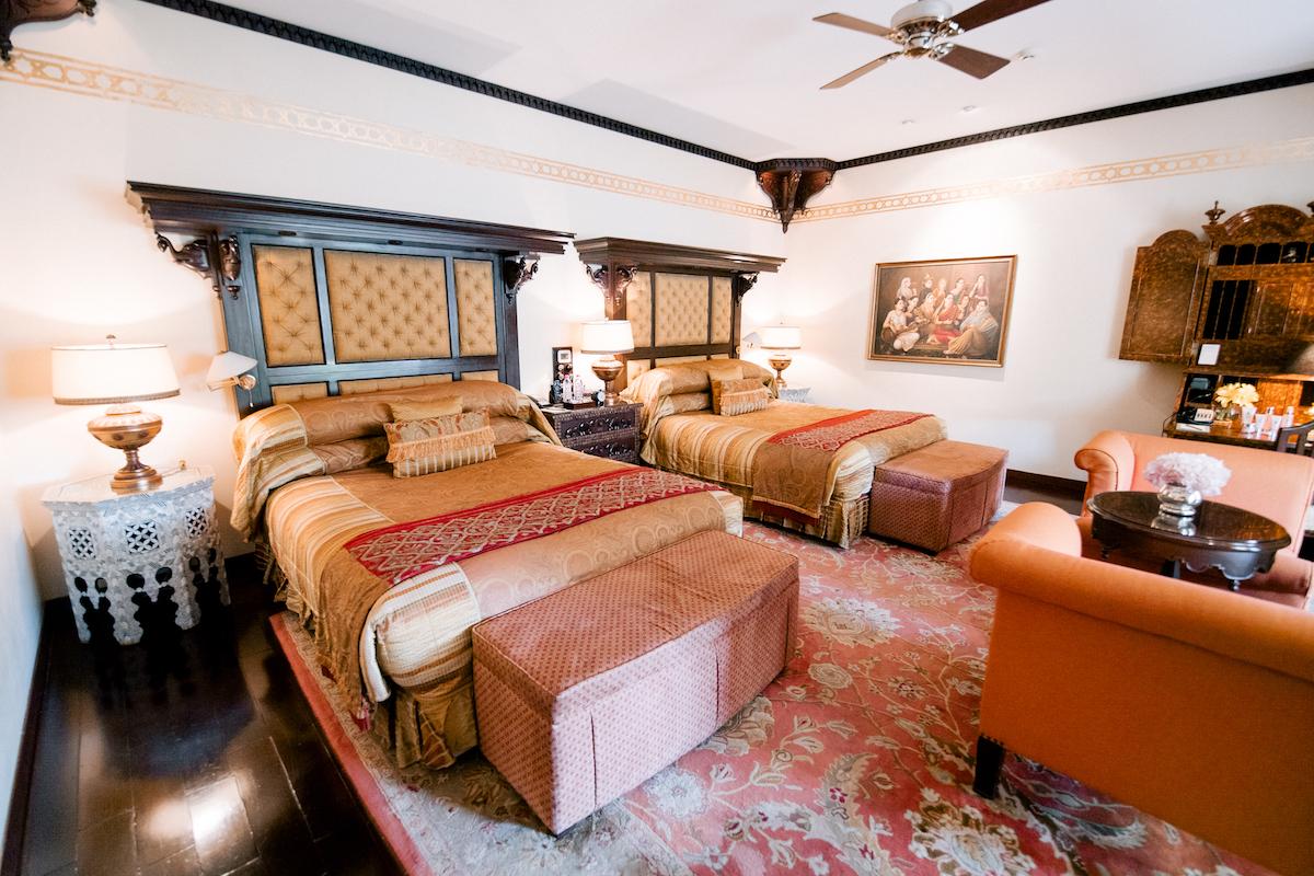 Rambagh Palace Hotel Jaipur