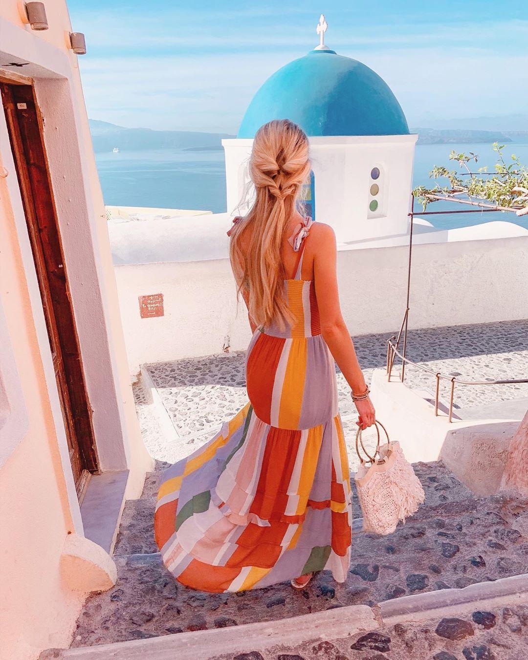 Santorini Travel Guide Katies Bliss
