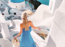 Santorini Travel Guide Katies Bliss