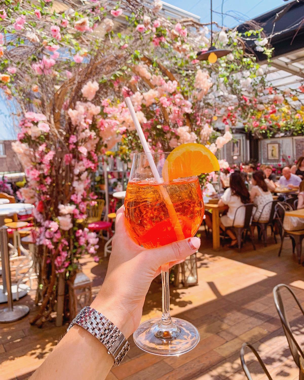 Eataly Rooftop Restauarant Bar