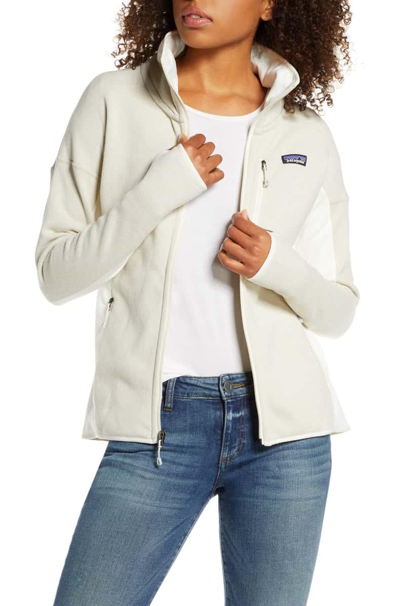 Patagonia Better Sweater Performance Jacket