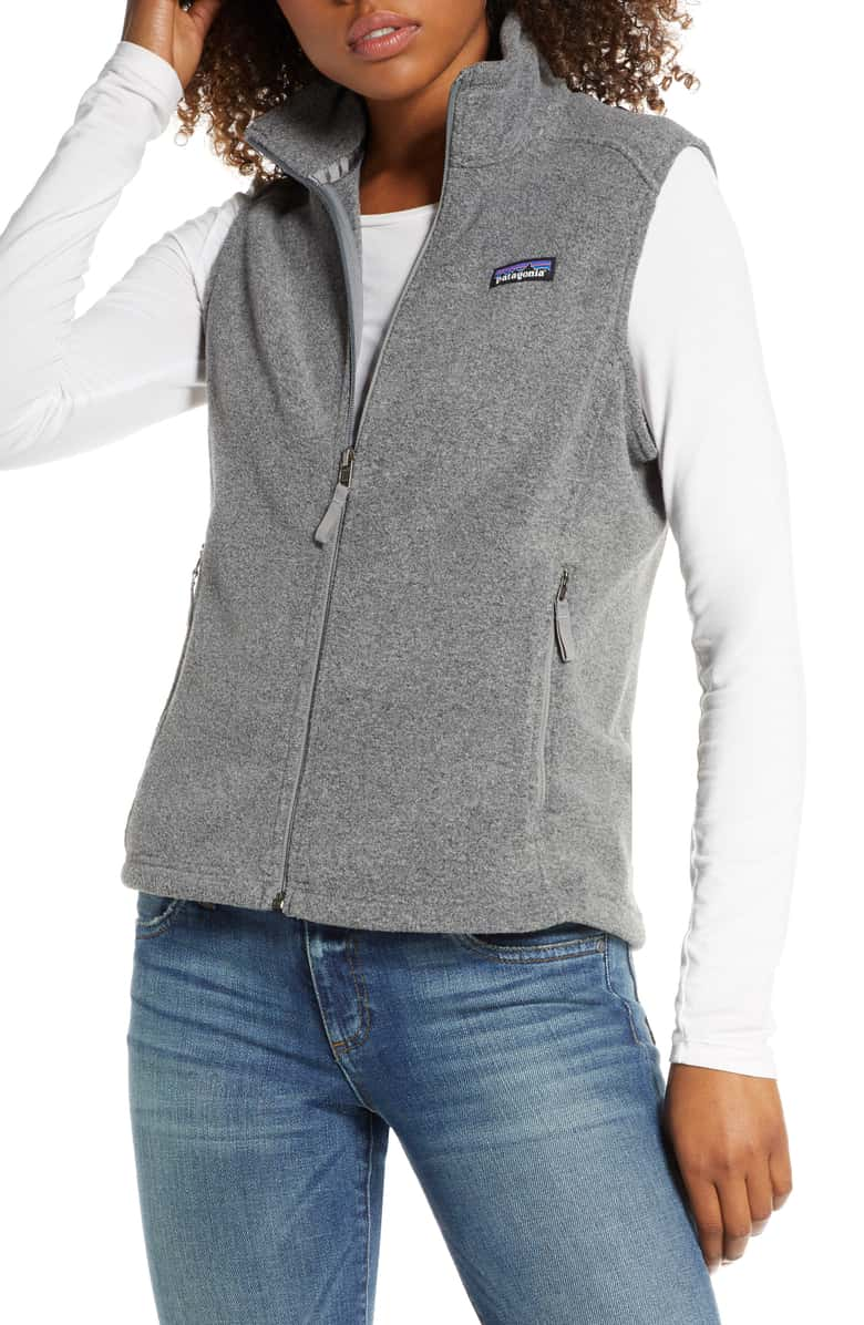 Patagonia Classic Synchilla Recycled Fleece Vest