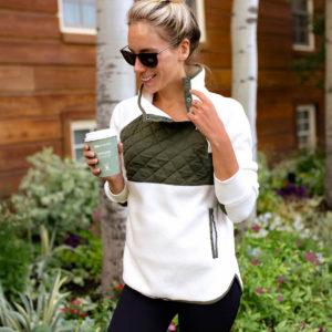 Abercrombie Fleece Pullover