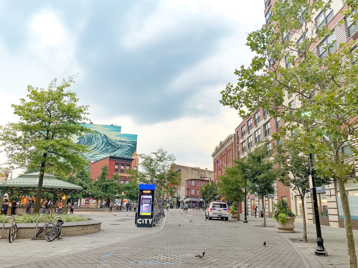 Grove Street Jersey City