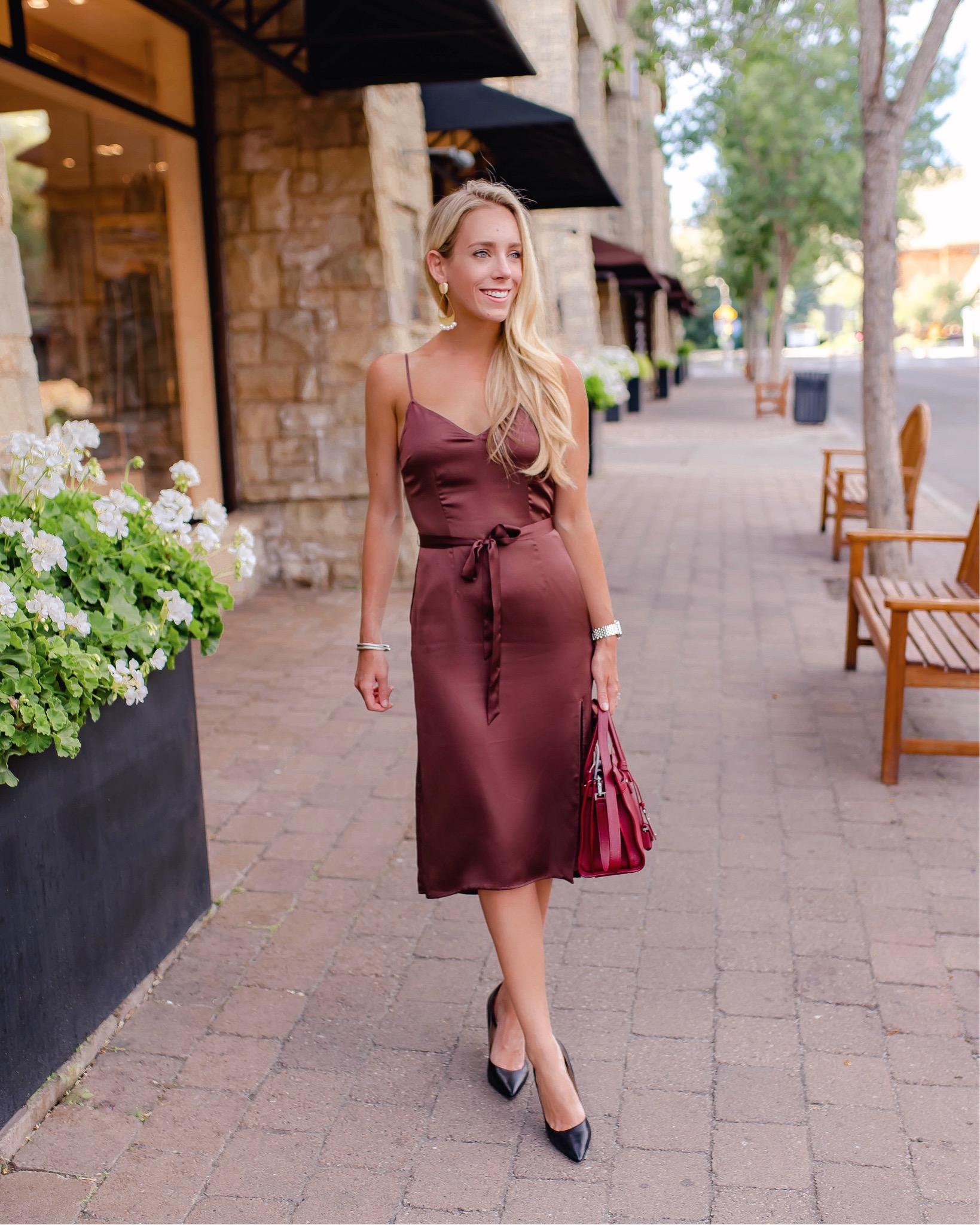 Abercrombie Slip Dress