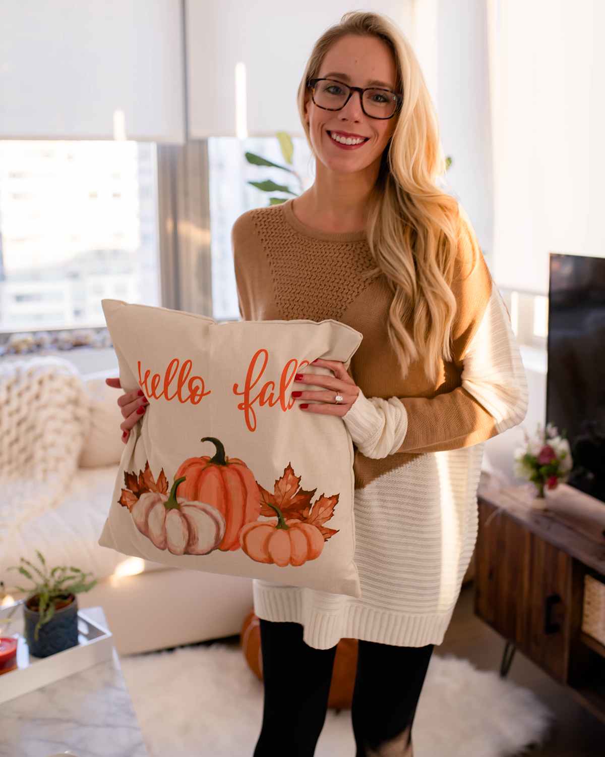 Katies Bliss Fall Home Decor
